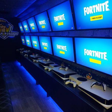 Battle Station Gaming Van